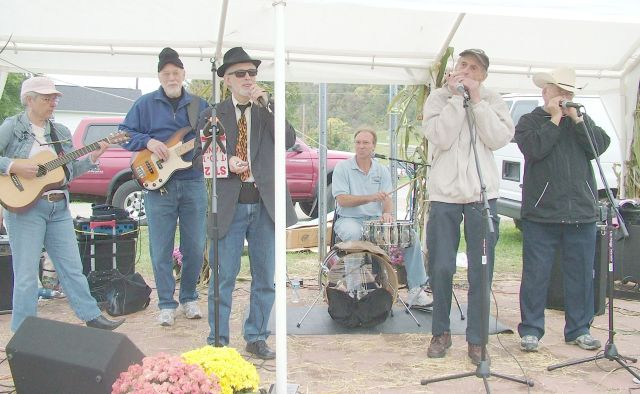 2009 Octoberfest in Chesapeake Ohio